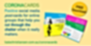 Coronacards - Social Media Sharing Image