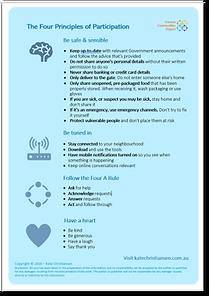 Four Principles of Participation - PDF I