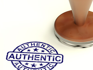 Authentically, yours