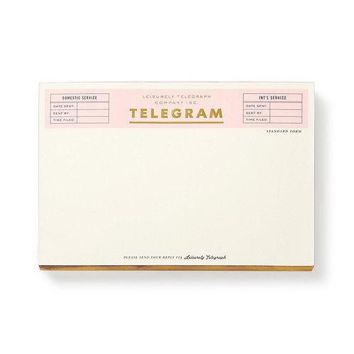 Kate Spade Telegram Notepad