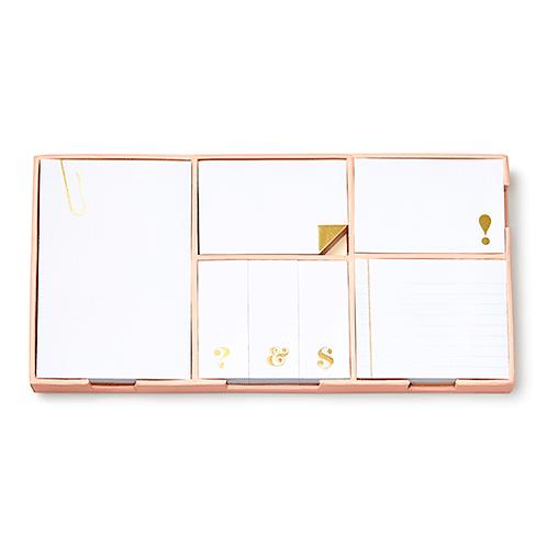 Kate Spade Sticky Note Set