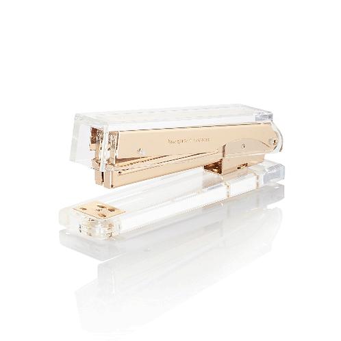 Kate Spade Acrylic Gold Stapler