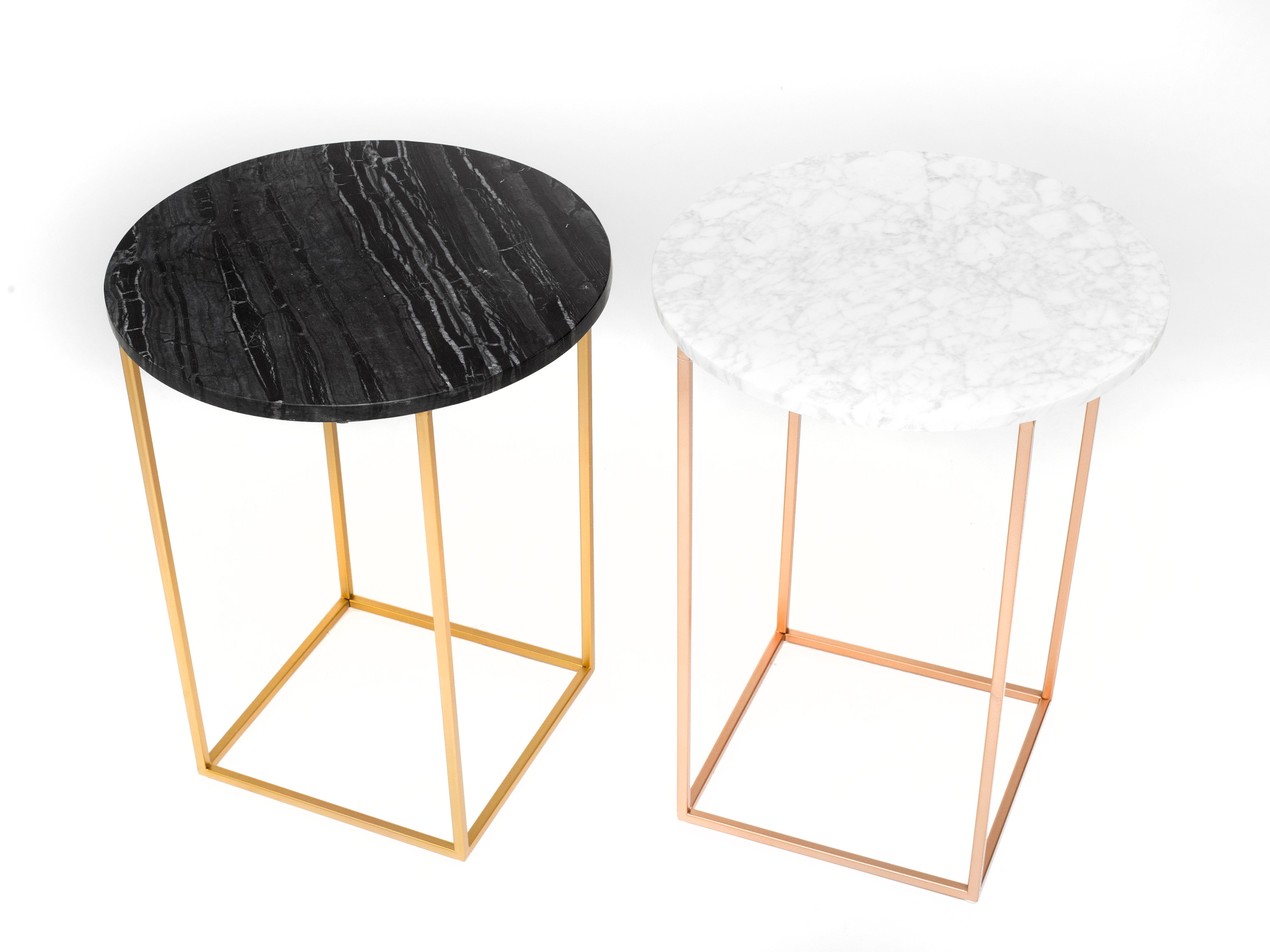 Magpie Decor Shop Marble Side Table