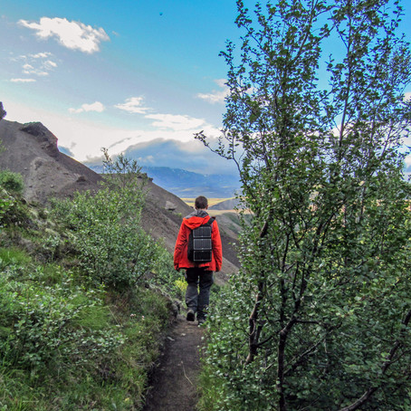 The Right to Roam in Iceland