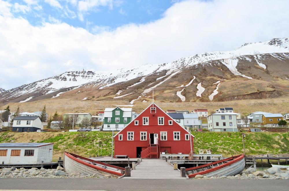 The Herring Museum  Iceland's Trollaskagi Peninsula, Trolls peninsular