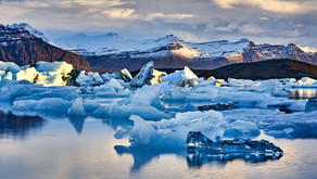 The Beautiful Jokulsarlon Glacier Lagoon Iceland