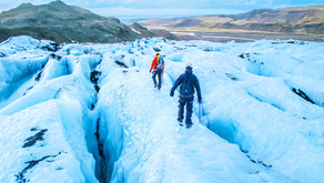 The Incredible Glaciers of Iceland