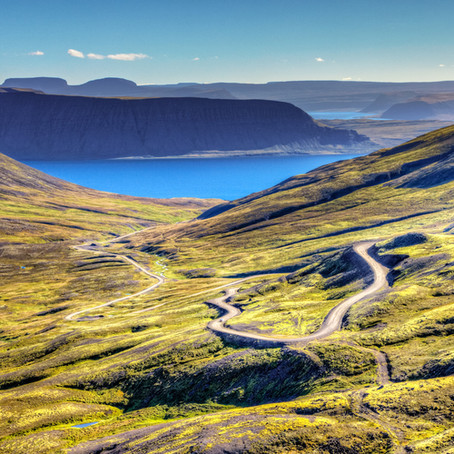 Exploring the Wonderful Westfjords