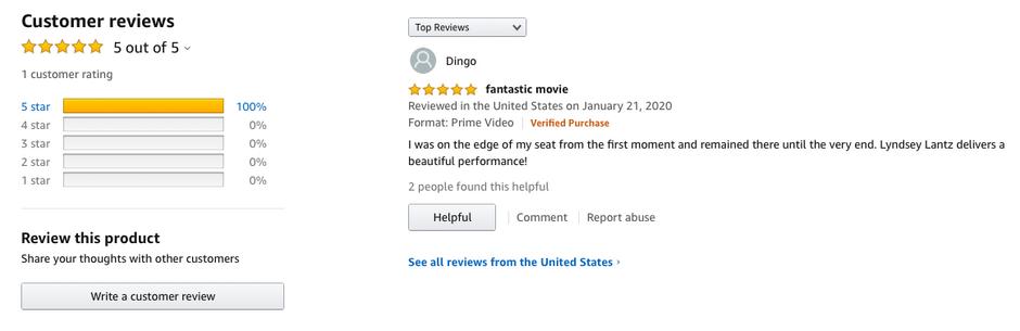 Rate Cicada Song on Amazon!