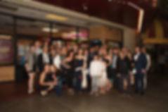 The entire gang pre carpet.jpg