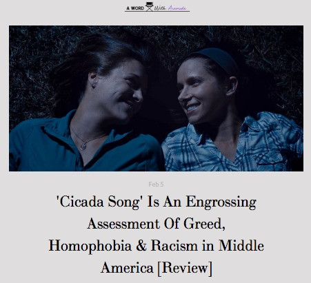 'Cicada Song' Is An Engrossing Assessment Of Greed, Homophobia & Racism in Middle America [Review]