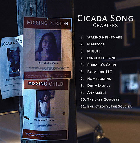 Cicada Song Missing Person Chapter Menu.