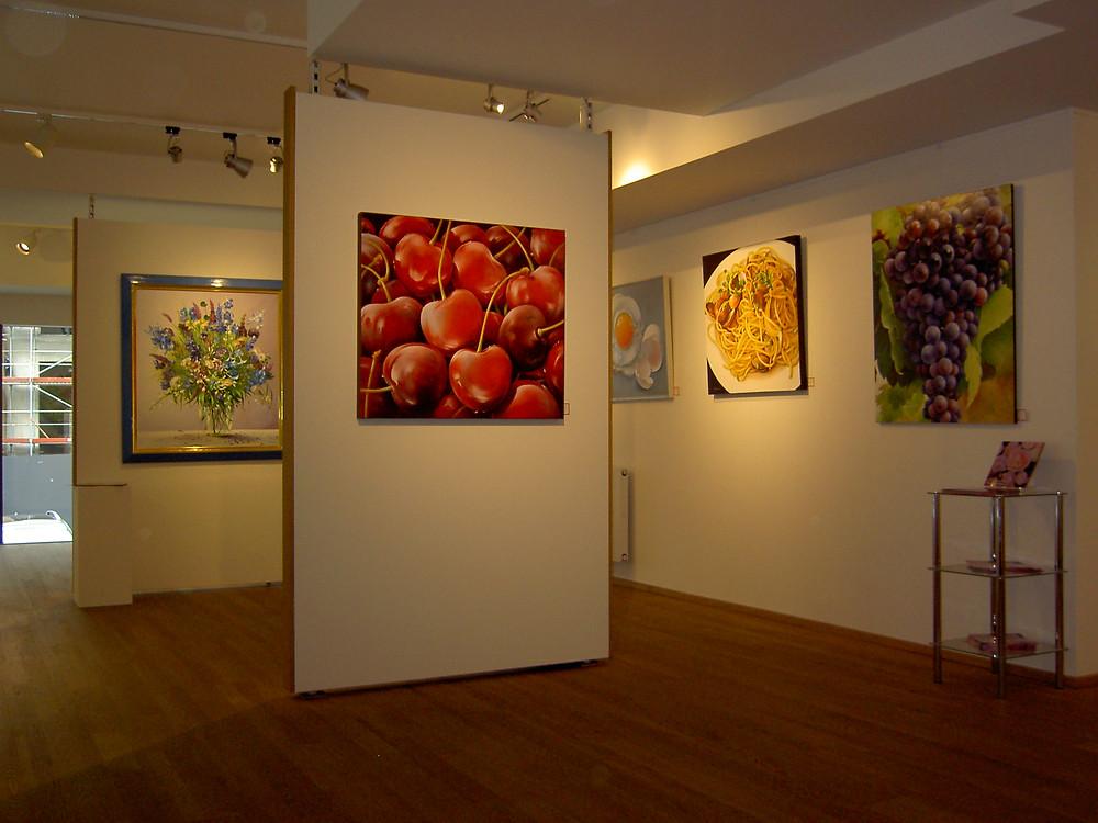 Ausstellung -Galerie Meisterstück-Nürnberg