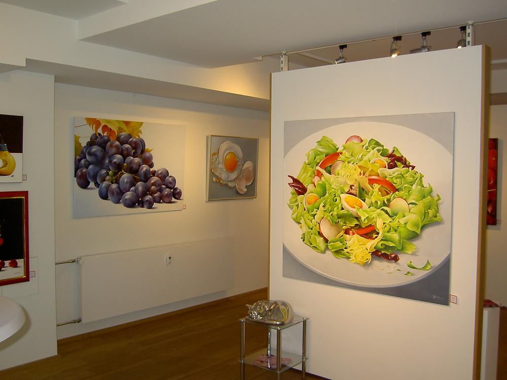 Ausstellung Galerie Meisterstück-Nürnberg
