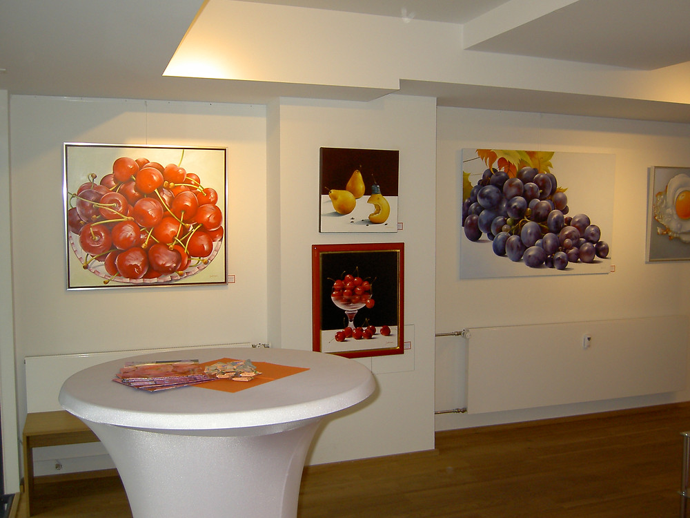 Ausstellung , Galerie Meisterstück-Nürnberg