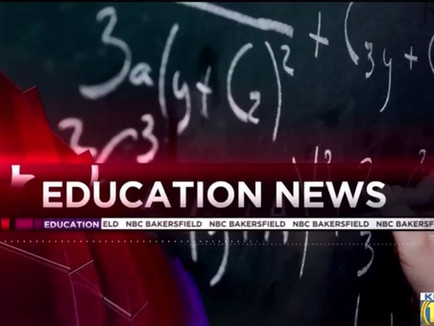 KGET News - Students Prepare for their Future in an Interactive Class