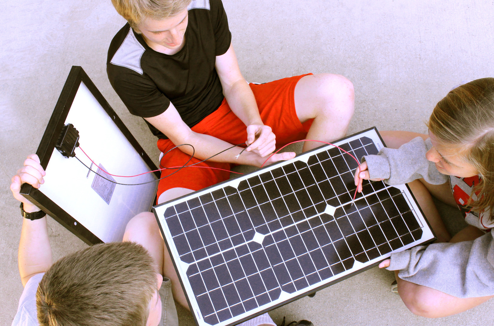 Students with Solar Panels.jpg
