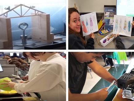 Walker Middle School College & Career Ready Labs Movie Trailer