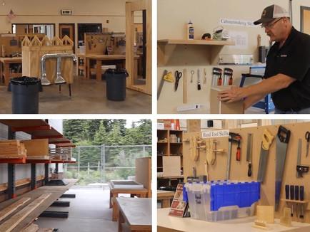 BuildingSkills Lab Tour - North Bend High School