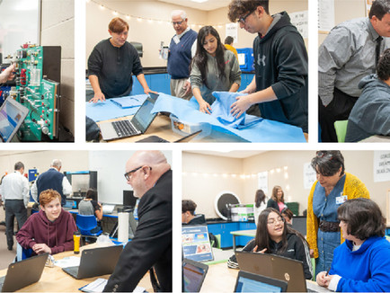Educators Attend College & Career Ready Labs Showcase