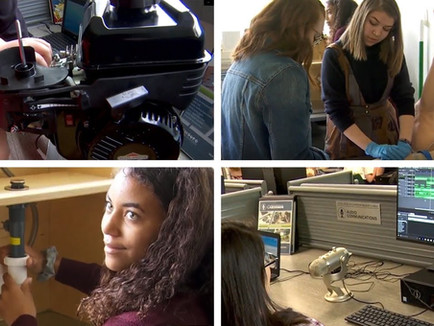 Careers in the Classroom - KATU 2 News Story by Angelica Thornton