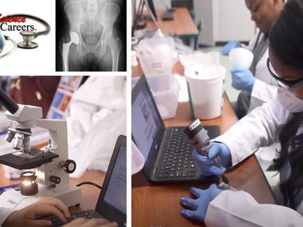 New Health Science Careers Program at Dewey Academy