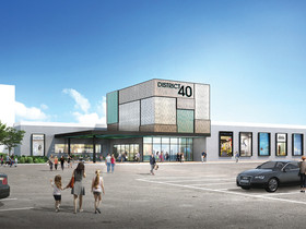 Coldwell Banker Commercial secures Warehouse Cinemas as 1st tenant at District 40 in Frederick, MD