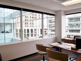 Designing office spaces with an award winning interior designer