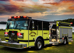 Sutphen East to ship 100th fire truck manufactured in Northeast Pennsylvania