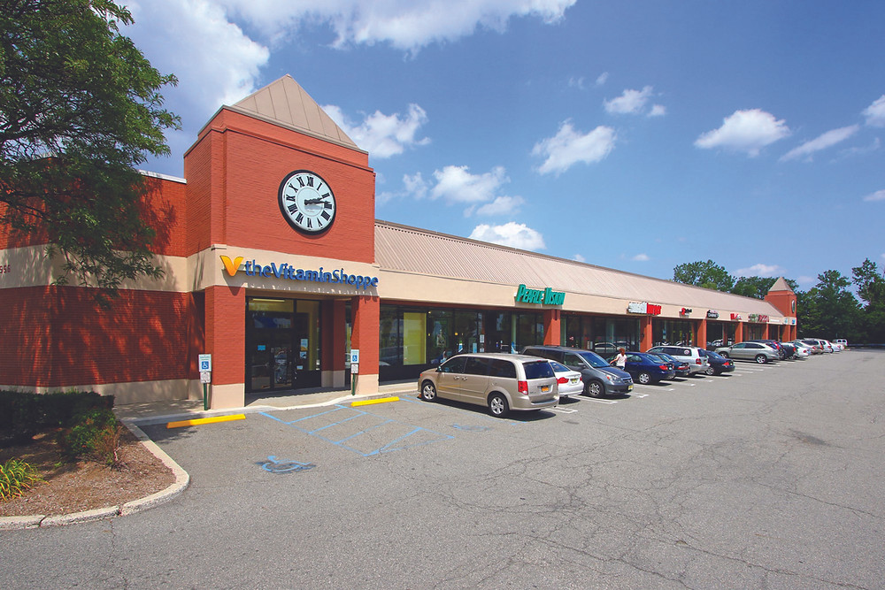 sprout brook shopping center