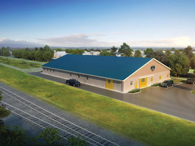 Kinsley to deliver new facility for Baltimore Mounted Police