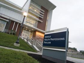 Lebanon Valley College dedicates $20 million to Arnold Health Professions Pavilion