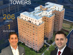 Gatto & Ozturk of Marcus & Millichap represent the seller and procure the buyer in $22M sale