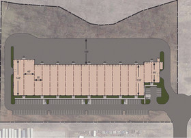 Hill Management Services begins construction on 66,600 s/f warehouse/industrial building