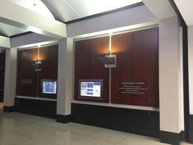 Advance Realty unveils TransitScreen  Real-Time Transportation Display