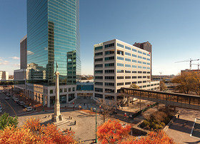 Cushman & Wakefield | Thalhimer completes sale of The ADP Building in Downtown Norfolk