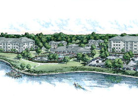 Middleburg begins construction of Mosby Lakeside