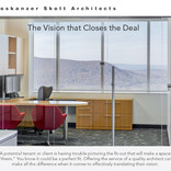 Poskanzer Skott Architects has been helping commercial real estate owners and brokers close the deal
