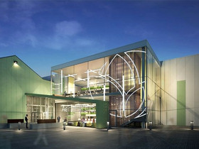 Hollister Construction Services breaks ground on vertical farm in Newark, NJ for AeroFarms