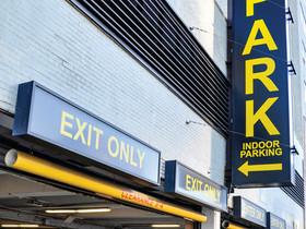 Cushman & Wakefield brokers 357- space parking garage trade in Newark