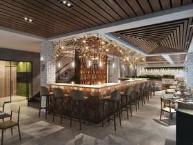DAS Architects designing 14-story wellness hotel