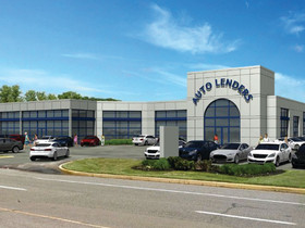 Colliers Int'l.'s Weitzman reps. AutoLenders with the acquisition of 305 W. Lincoln Highway