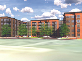 AvalonBay to build upscale apartments at Foundry Row new building will include 437 residences
