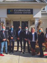 Larken Associates celebrates ribbon cutting