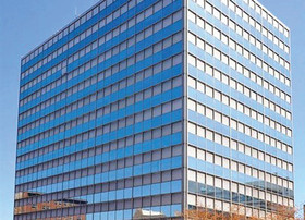 Creative financing solution: Meridian arranged $11.1m in financing for the Alexander Hamilton Plaza