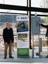 RIDC's Mill 19 at Hazelwood Green 110,000 s/f rooftop solar array goes live