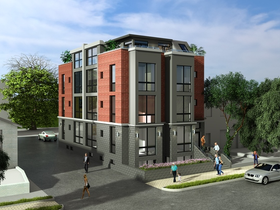 Pecar Properties develops two luxury condo buildings on former Capitol Hill church site