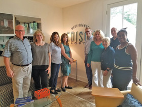Prism Capital Partners & Berkshire Hathaway experience The Mews at Edison Lofts in West Orange
