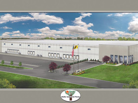 Heller Industrial Parks breaks ground on new 285,000 s/f warehouse/distribution center