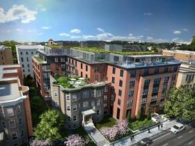 Aria Development Group delivers new 156-unit apt. building in Washington, DC's 14th Street Corridor